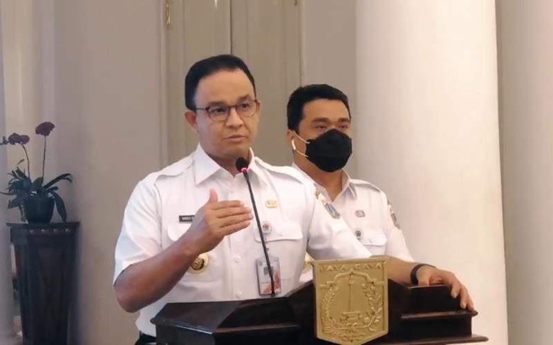 DKI Jakarta Mengetatkan PSBB Mulai14 September Selama 2 Pekan