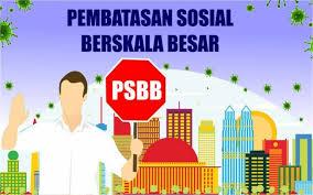 Pemerintah Pusat Akan Umumkan Soal Kepastian Penerapan PSBB Total di DKI Jakarta